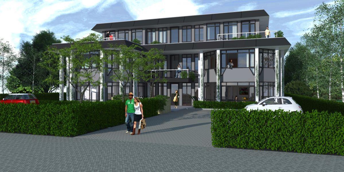 Appartementencomplex Leusden
